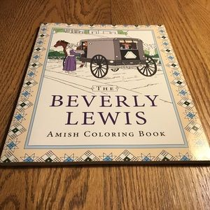 The Beverly Lewis Amish Coloring Book